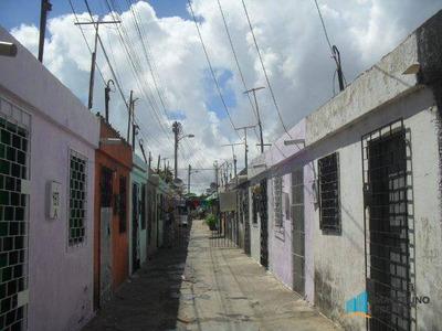 Casa Residencial Para Locação, Barra Do Ceará, Fortaleza. - Codigo: Ca0635 - Ca0635