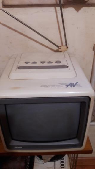 Tv Semp Toshiba 10 Polegadas Colorida