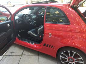 Fiat 500 Abarth 595 Turismo. Veni A Verlo