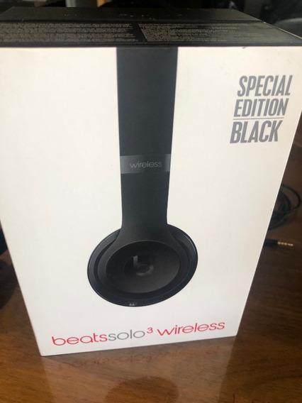 Fone De Ouvido Beats Solo3, Bluetooth, On Ear, Preto Top