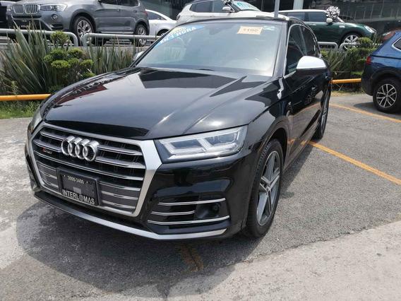 Audi Q5 2018 5p S Line L4/2.0/252/t Aut Quattro
