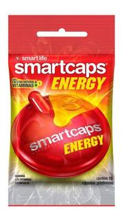 Smartcaps Energy - 10 Cápsulas - Smart Life
