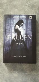 Livro Fallen 1° Da Série - Lauren Kate + Caneta De Brinde