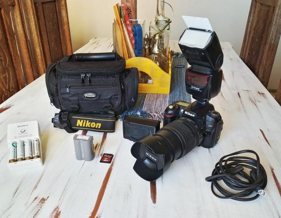 Nikon D90 - Completa