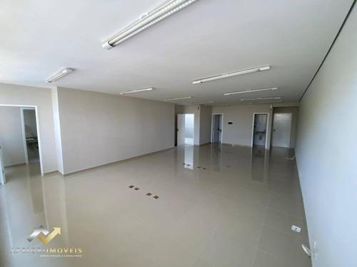 Sala Para Alugar, 100 M² Por R$ 3.000,00/mês - Jardim - Santo André/sp - Sa0169