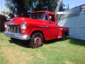 Chevrolet Apache Modelo 1956 Buen Proyecto