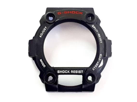 Bezel Capa Protetor Casio G-shock G-7900 Preto Frete 20,00