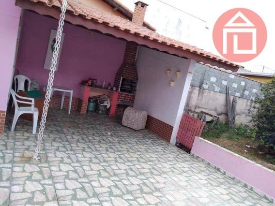 Casa Com 3 Dormitórios À Venda, 140 M² Por R$ 280.000,00 - Cruzeiro - Bragança Paulista/sp - Ca2481