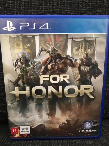 Jogo For Honor Ps4 Play 4 #frete Grátis#