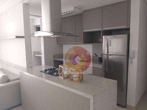 Apartamento À Venda, 73 M² Por R$ 629.000,00 - Champagnat - Curitiba/pr - Ap0278