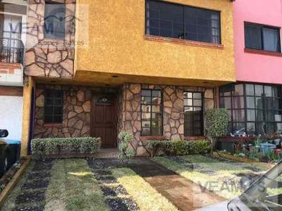 Casa En Condominio - Santiago Tepalcatlalpan