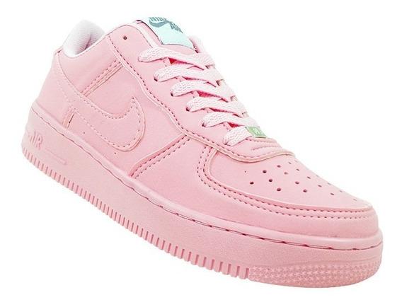 Tênis Feminino Nike Air Force 1rosa