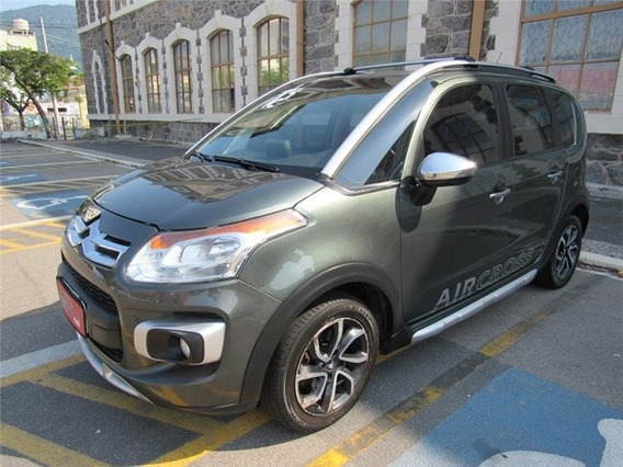 Citroen Aircross 1.6 Exclusive 16v Flex 4p Automático