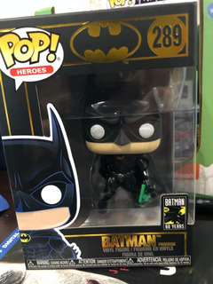 Batman 1995 80th Anniversary Pop! Vinyl Funko 289