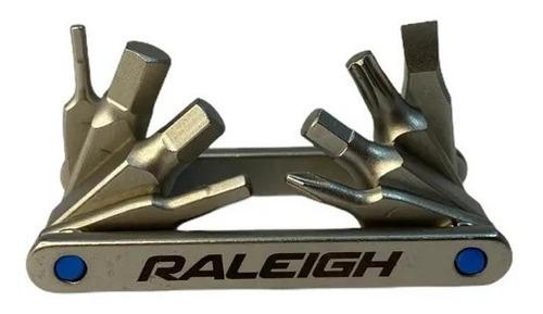 Imagen 1 de 5 de Herramienta Bicicleta Raleigh Allen 8 Funciones - Racer