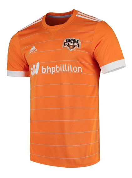 Camisa Houston Dynamo Home 2017 De La Garza 20