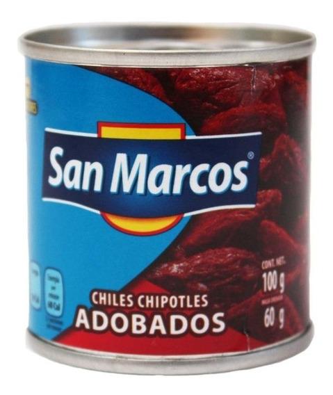 Chipotles San Marcos De 100 Grs.