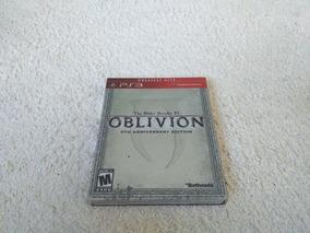 Oblivion Ps3 Steelbook