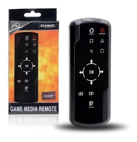Ps4 Game Media Controle Remoto
