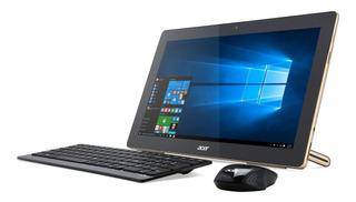 Acer Aspire Z3 All-in-one Pentium J3710 4gbram 128gbssd 17.3
