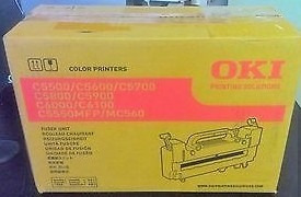 Oki Fuser Unit C5500 C5600 C5700 C5800 C5900 C6000