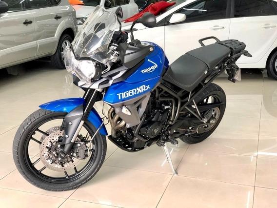 Tiger Xrx 800 - 9300km
