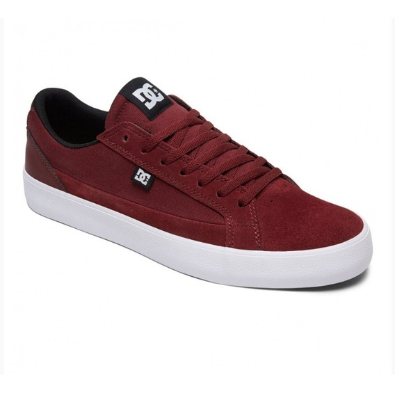 Zapatillas Dc Shoes Lynnfield S Bordo (bur) L18/19