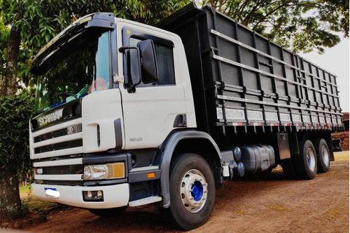 Scania 6x4 P 124 420