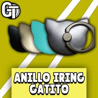 Practico Anillo Sujetador Para Smartphone