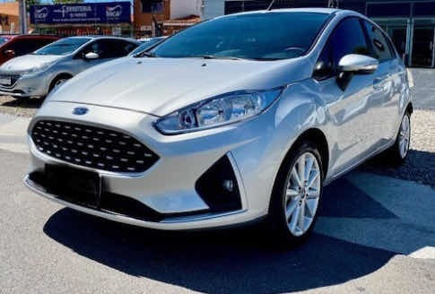 Ford Fiesta Kinetic Design 1.6 Se 2018