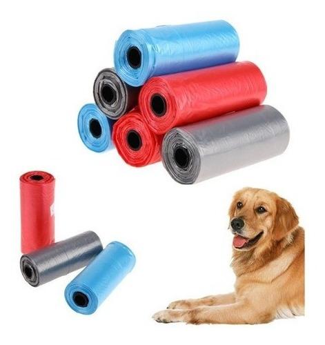 30 Rollos Bolsas Para Desechos De Perro, Mascotas Repuestos