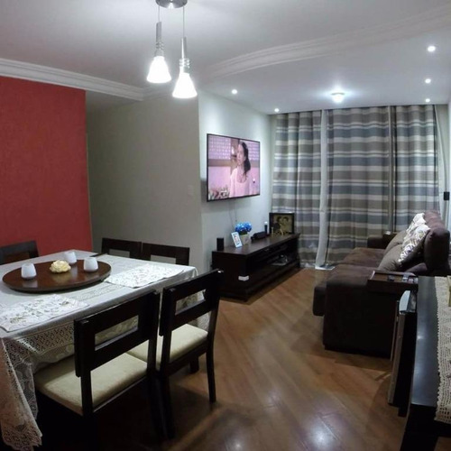 Imagem 1 de 23 de Apartamento Residencial À Venda, Brás, São Paulo. - Ap3542