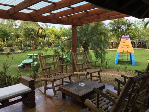 Imagen 1 de 14 de Villas Ventas En Complejo Campestre A 45minuto Santo Domingo