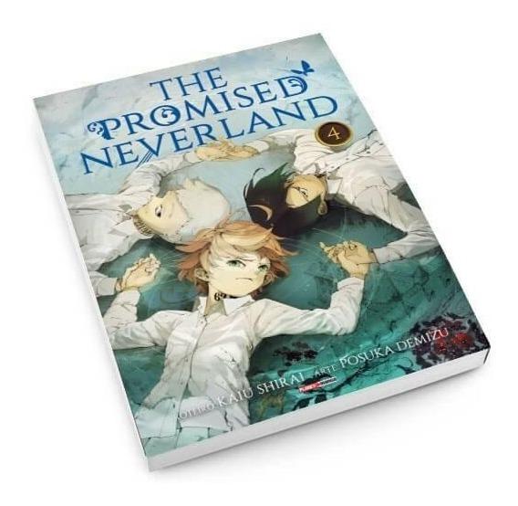 The Promised Neverland Volume 4