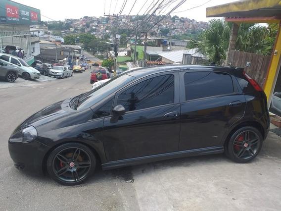 Fiat Punto Sporting 1.8 Completo + Gnv. Troco/financio 48x