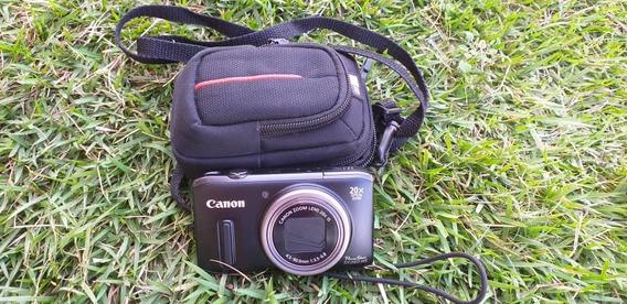 Cámara Compacta Canon Powershot Sx260 Hs