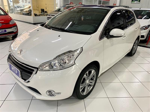 Peugeot 208 1.6 Griffe 16v Flex 4p Automático 2014/2014