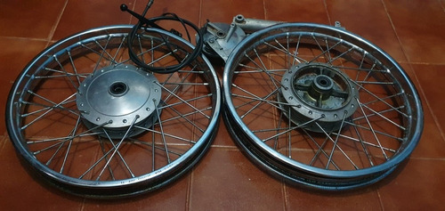 Kit Freio Fan 150 2012