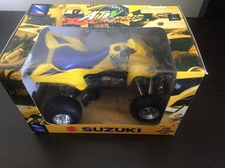 Atv Cuadron Suzuki Drz400 Escala 1:12