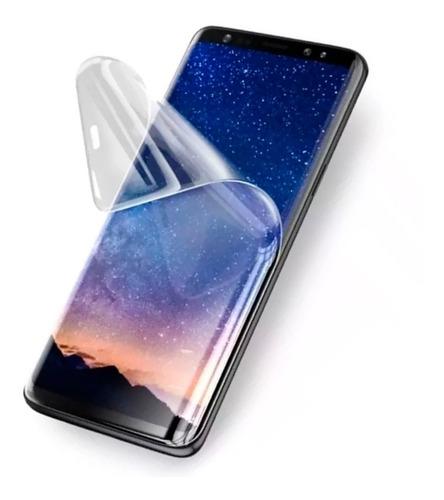 Film Silicona Hydrogel Templado Full Huawei Con Colocación