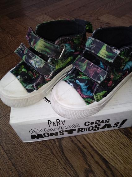 Zapatillas Botitas Para Niños