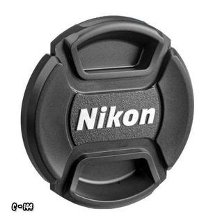 Tapa Frontal Para Objetivos Cámaras Nikon Ø 55mm