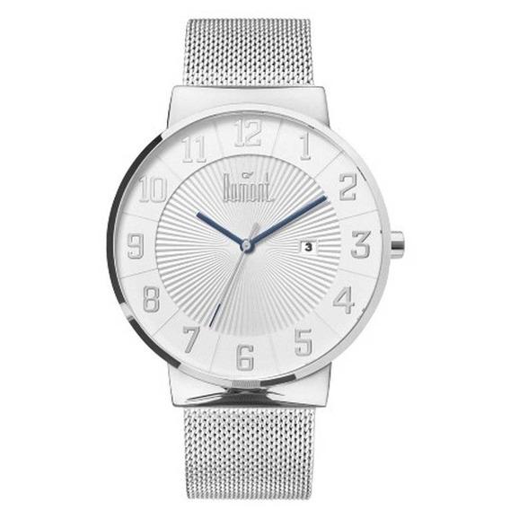 Relógio Unissex Dumont Du2115aag3t Prata
