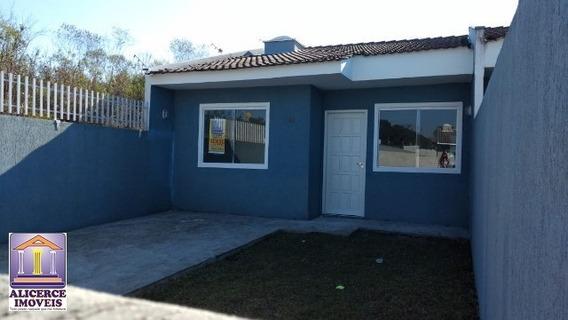 Casas Novas No Condominio Ouro Preto- Costeira/ Araucária - C-664 - 32737872