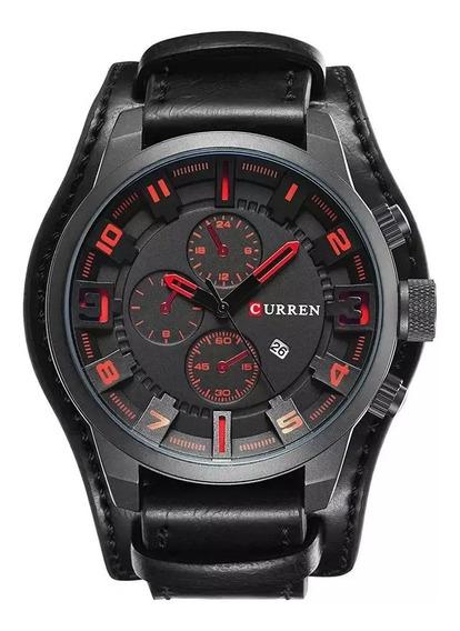 Relógio Masculino Curren 8225 Original + Caixinha