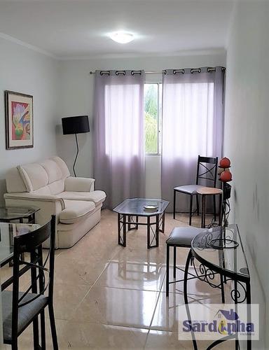 Imagem 1 de 13 de Apartamento Em Butantã  -  São Paulo - 2542