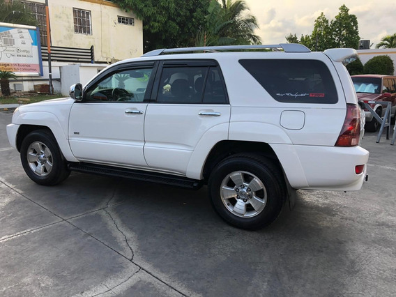 Toyota 4runner Nueva Impecable