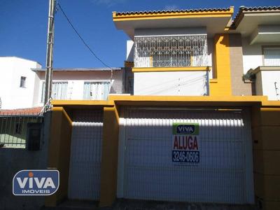 Casa Para Alugar, 137 M² Por R$ 2.800/mês - Centro - Itajaí/sc - Ca0481