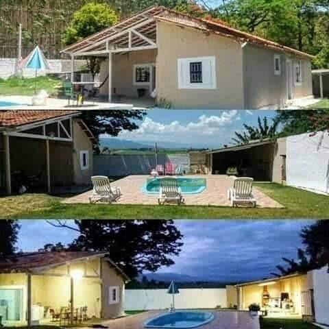 Imagem 1 de 10 de Chácara Com 3 Dormitórios À Venda, 1075 M² Por R$ 275.000,00 - Parque Residencial Alvorada - Caçapava/sp - Ch0338