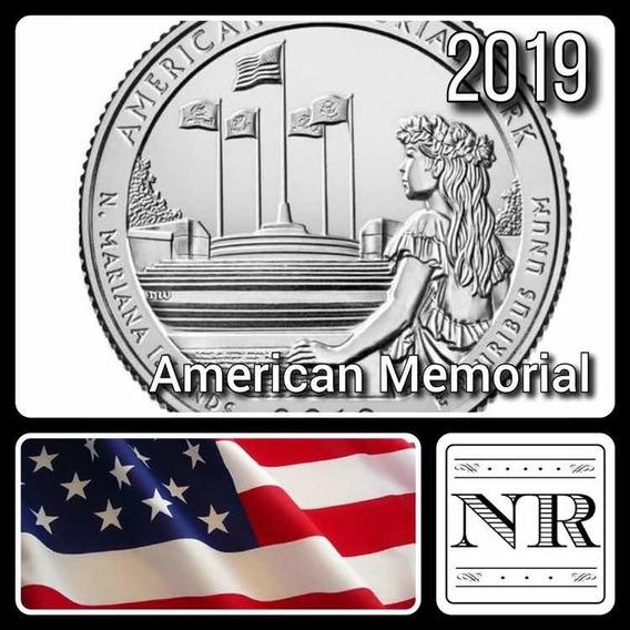 Parque Nacional Eeuu 2019 American Memorial - N. Marianas